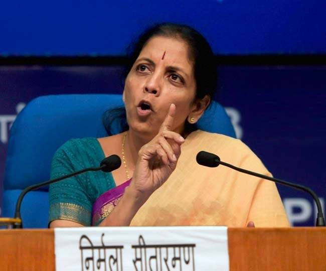 'GST may have flaws, but it is law of the land': Nirmala Sitharaman