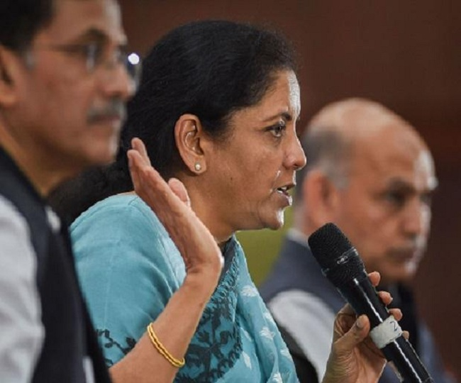 'Recalling when and what went wrong is necessary': Sitharaman's rejoinder to Manmohan Singh on GDP