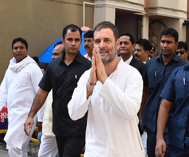'Desperate to silence me': Rahul Gandhi pleads not guilty of defamation over 'Modi-thieves' remark