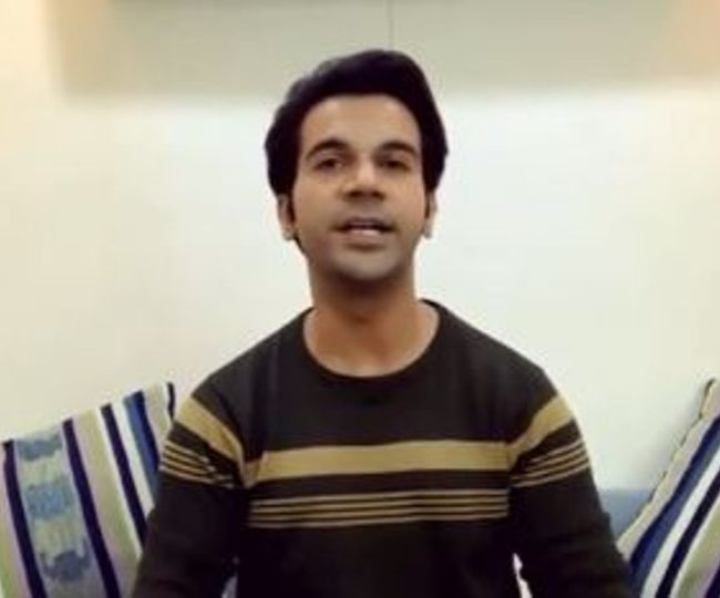Rajkummar Rao shows off his business skills to Titanic star Leonardo Di Caprio | Watch