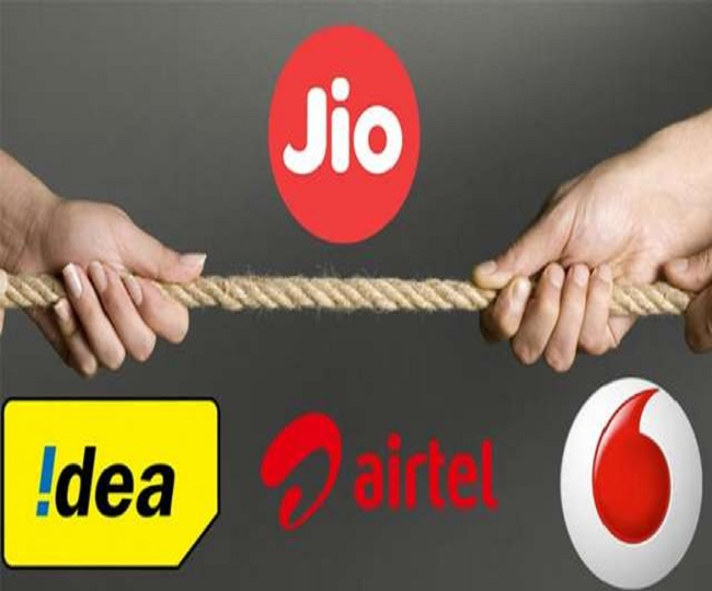 Jio, Vodafone Idea, Airtel get into Twitter battle; troll each other over 6 paise/min calling charges