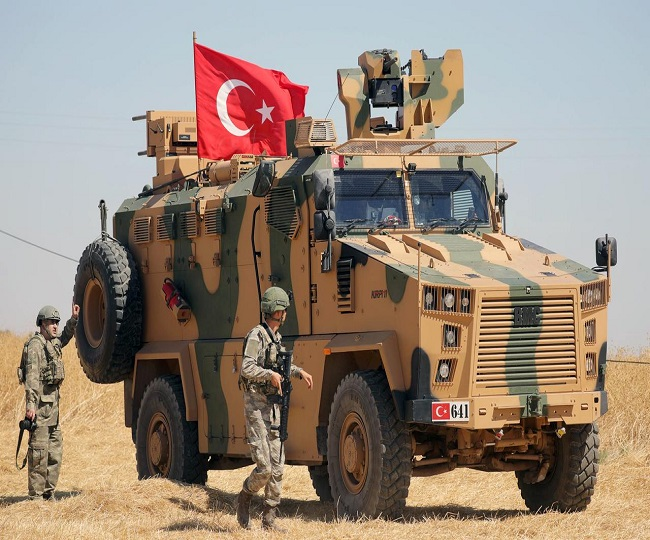 'Respect their sovereignty': India slams Turkey for unilateral military offensive in Syria