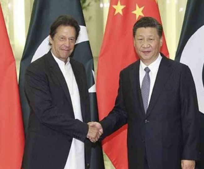 'Watching Kashmir, will support Pak in its core interest', says Xi Jinping after meeting Imran Khan