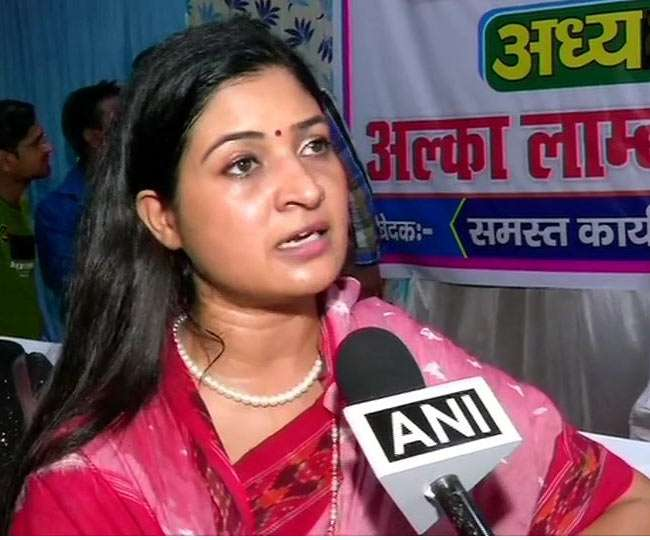 'Time to say good bye': Alka Lamba quits AAP after months of internal feud