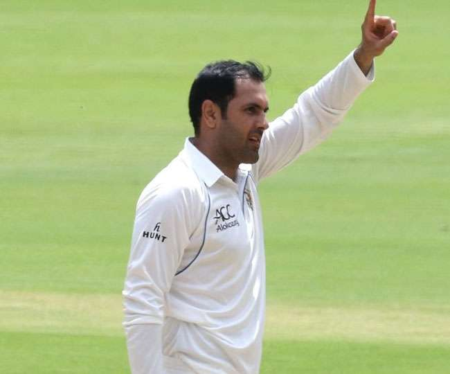 Mohammad Nabi to retire from Test cricket after Bangladesh match