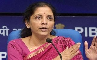 Sitharaman announces cut in corporate tax rates for domestic companies to boost economy