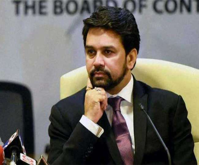 'You don't have much to look back': Anurag Thakur's retort to Manmohan Singh's GDP criticism
