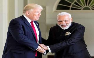 Howdy, Modi! | PM Modi asked if I would go with him, I said yes: Donald Trump