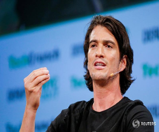 WeWork bids adieu to CEO Adam Neumann post SoftBank push