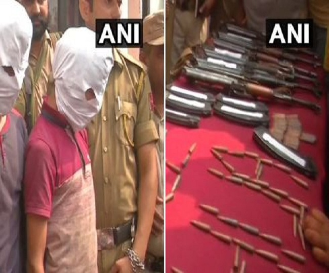 3 Jaish terrorists nabbed in Kashmir's Kathua, arms-loaded truck with six rifles seized