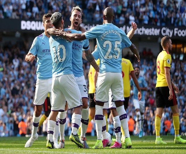 Premier League: Manchester comes back to winning ways in style, defeats Watford 8-0