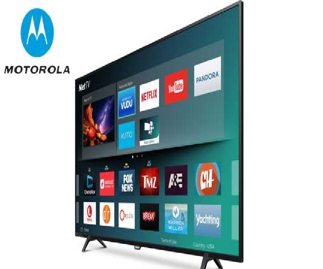Moto E6S and Motorola Smart TV launched in India today