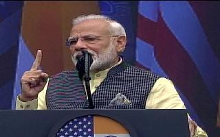 Howdy, Modi! | 'We bid farewell to Article 370', says PM Modi in Houston | Top quotes