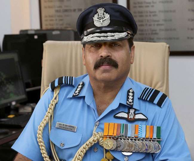 Who is Air Marshall RKS Bhadauria? All you need to know about new IAF chief