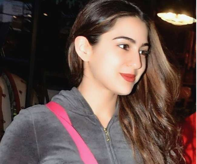 Throwback To Sara Ali Khan Being 100 Kgs - She's Clearly Come A Long Way!