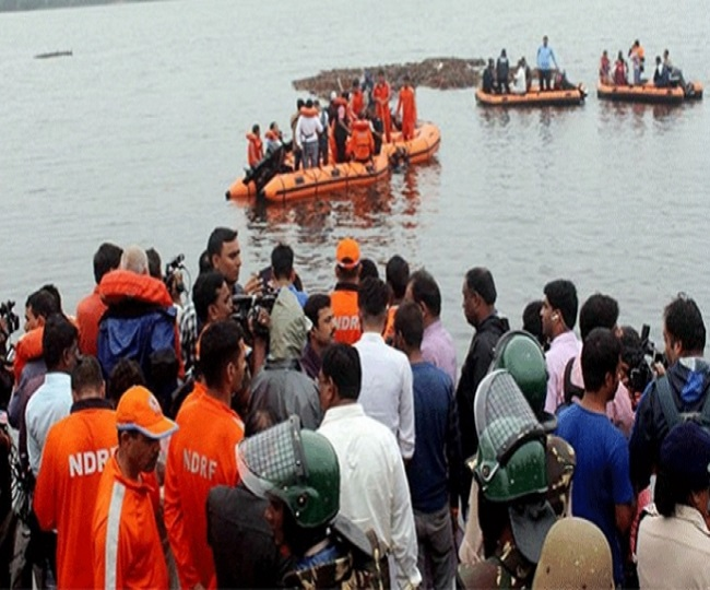 Telangana Transport Minister Meets Kin Of Godavari Boat Tragedy