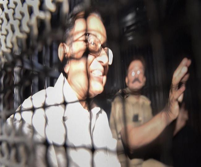 'Same food for everyone': Delhi HC refuses home meals for Chidambaram