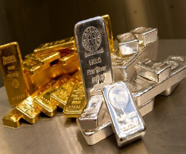 Gold prices plunge Rs 300 per gram, silver plummets Rs 1400