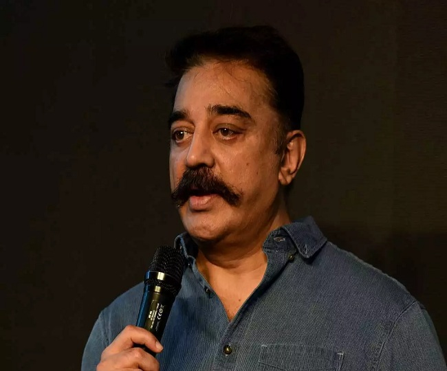 'No Shah, Sultan, Samrat…': Kamal Haasan on Amit Shah's call for Hindi as national language