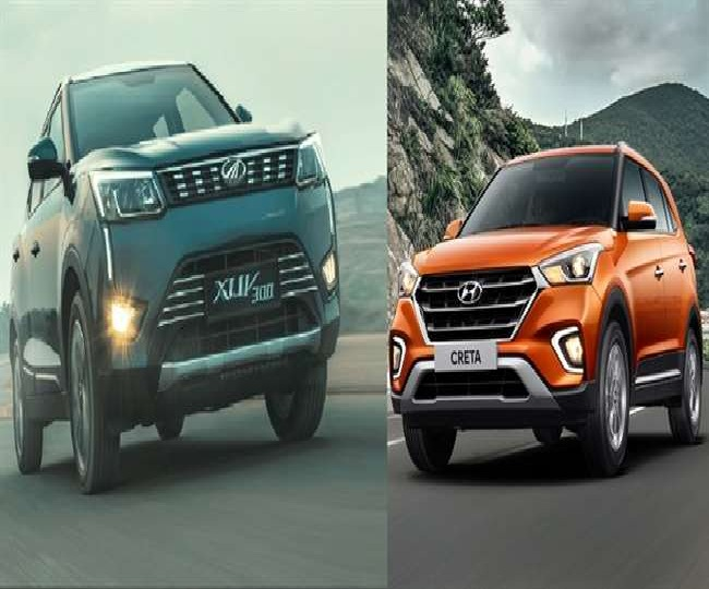 Mahindra XUV300 vs Hyundai Creta: Price, features and specifications comparison