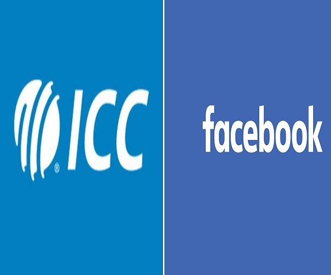 ICC announces partnership with Facebook for digital content till 2023