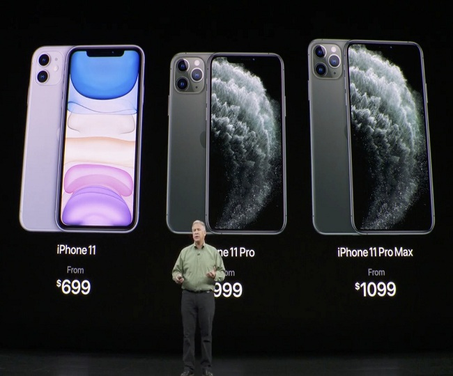 iPhone 11 launched alongside 11 Pro and 11 Pro Max | India prices and specs revealed