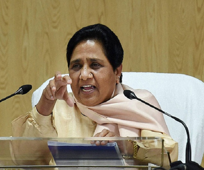 Setback to Mayawati as all 6 MLAs in Rajasthan join Congress to 'fight against communal forces'