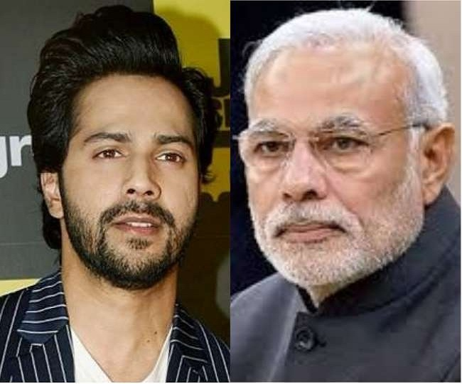 'Superb gesture': PM Modi heaps praises on team of Varun Dhawan's Coolie No 1 for going plastic-free on sets