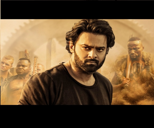 Watch | Saaho star Prabhas spotted at Hyderabad airport in all black look