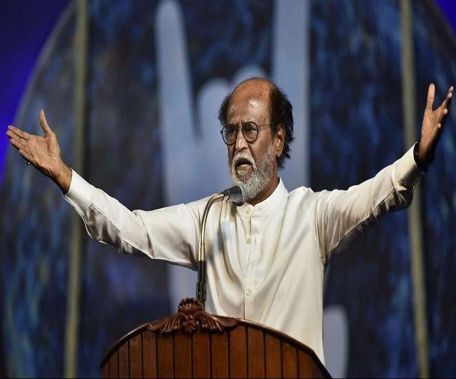 'Cannot impose any language': Rajinikanth opposes Amit Shah's Hindi pitch