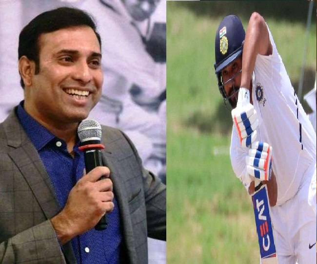 'Don't change your technique, stick to your natural game': VVS Laxman's advice to Rohit Sharma