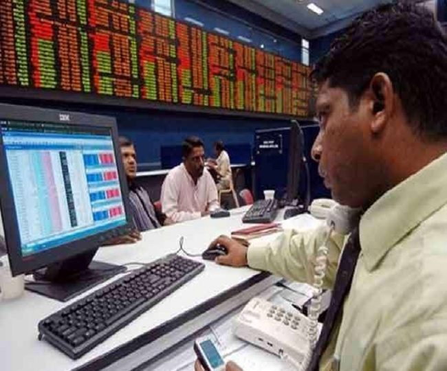 Sensex up by 2,000 points after Sitharaman announces corporate tax cut bonanza