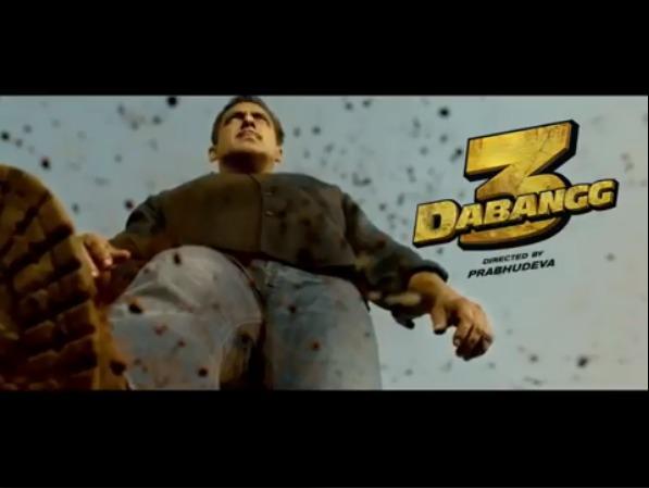 'Swagat Toh Karo Humara': Salman Khan shares Dabangg 3 teaser video, reveals release date