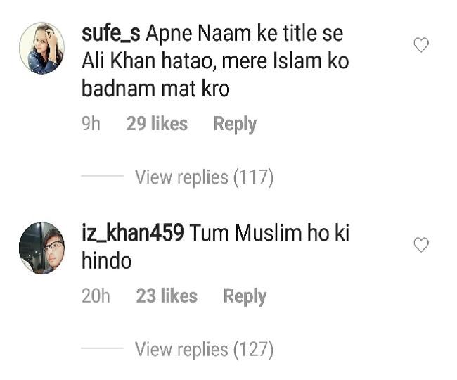 Sara Ali Khan's caption on her chubby pic is winning hearts