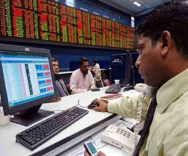 Sensex soars over 1,300 points to cross 39,000-mark, Nifty above 11,550