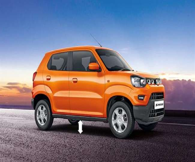 Maruti Suzuki S-Presso launched in six variants, know price, features and specs here