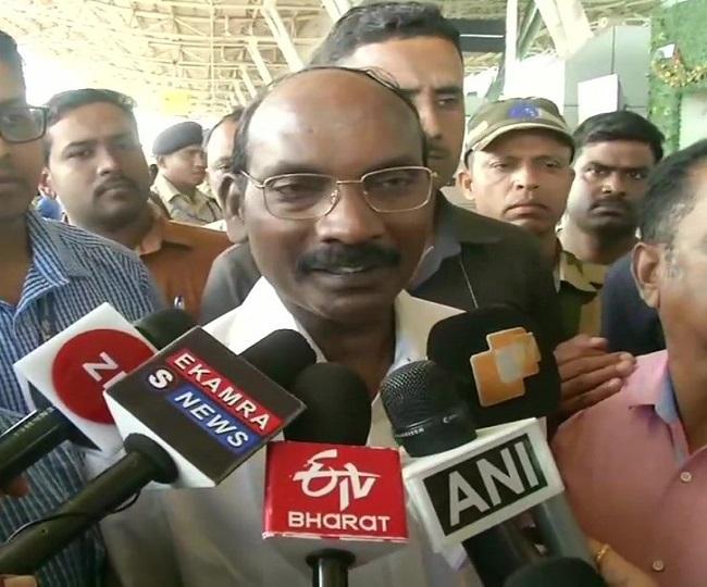 Efforts to contact Vikram lander failed: ISRO chief