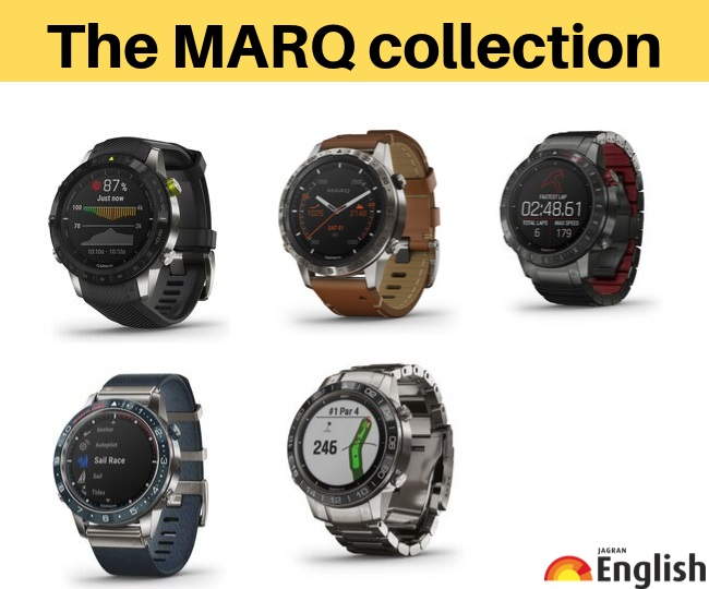 Garmin launches The Marq collection in India