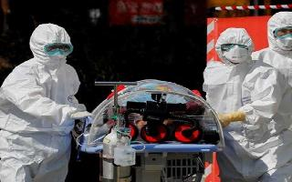 Coronavirus Pandemic: Supplies of PPE, masks and ventilators are beginning..