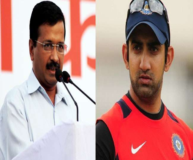 Coronavirus Pandemic | 'Money isn't problem': Kejriwal requests Gambhir to help Delhi govt get PPE kits