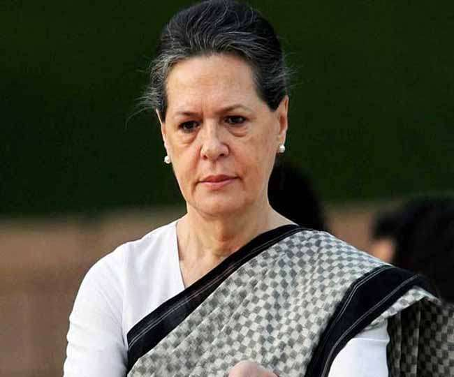 'They acted on our suggestions in miserly way': Sonia Gandhi slams govt's coronavirus response