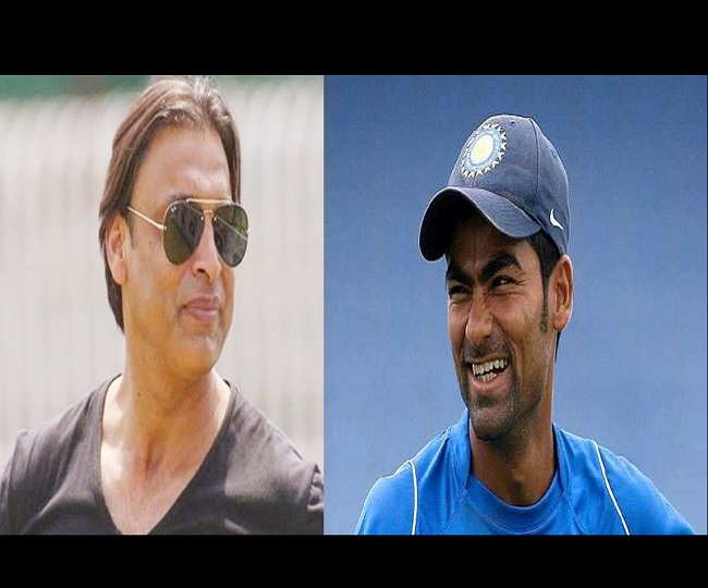 'He'll get his answers': Shoaib Akhtar challenges Mohammad Kaif for a match between their sons
