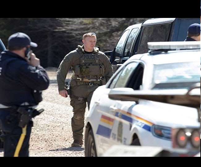 Canada Witnesses Worst Mass Shooting In History As Gunman Wearing