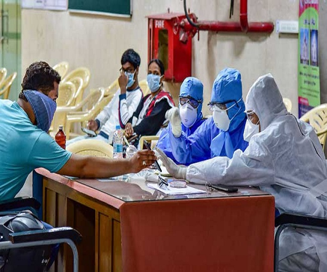 Coronavirus Outbreak: With 591 new COVID-19 cases, India's tally crosses 5,800 mark; death toll stands at 169
