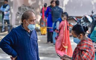 Coronavirus Outbreak   63 pc COVID-19 deaths among elderly, 30 pc from 40 to 60 years, 7 pc below 40: Health Ministry