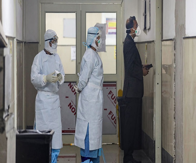 33 healthcare workers test coronavirus COVID-19 positive in Delhi`s Max hospital
