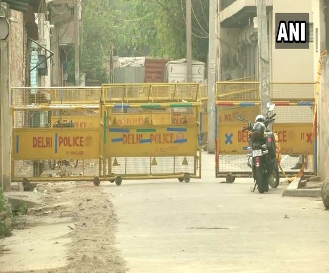 Coronavirus Red Zones in Delhi: COVID-19 hotspots in national capital rise to 100, check full list of containment zones here