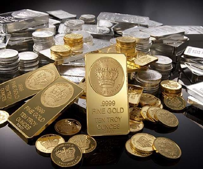 Gold futures slip on weak global cues, silver declines 1.31 per cent, check prices here