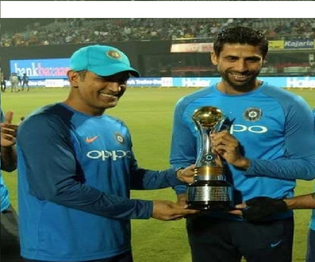 Ashish Nehra says only this wicket-keeper batsman can make an impact like MS Dhoni