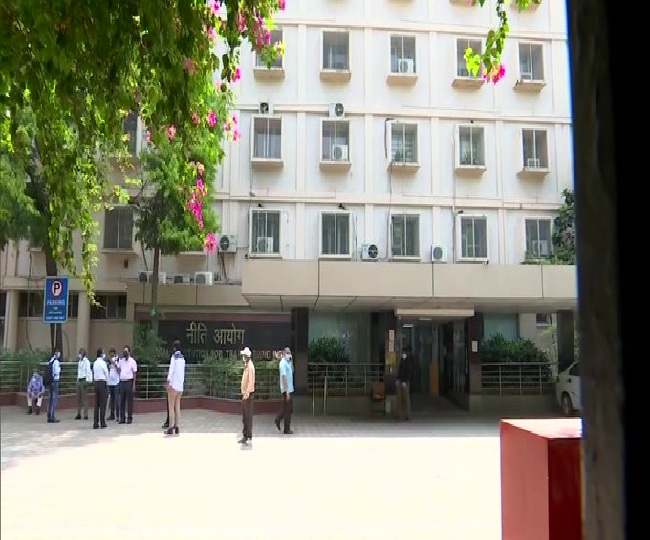 Coronavirus Pandemic: Niti aayog building sealed after official tests positive for COVID-19